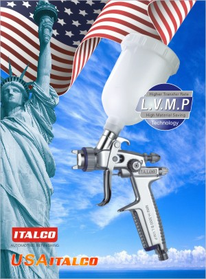 MINI H-3000 B L.V.M.P spray gun