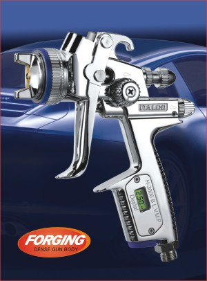 H-3000 B L.V.M.P DIGITAL spray gun